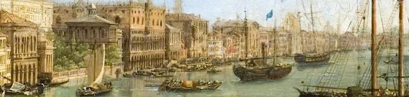 Canaletto e i vedutisti - L'incanto dell'acqua