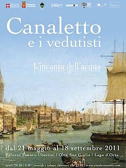 Mostra sul Canaletto e i vedutisti al Lago d'Orta