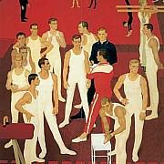 dmitrij zilinskij ginnasti dell urss 1964-65 san pietroburgo