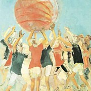 pavel kuznecov pushball 1931 mosca