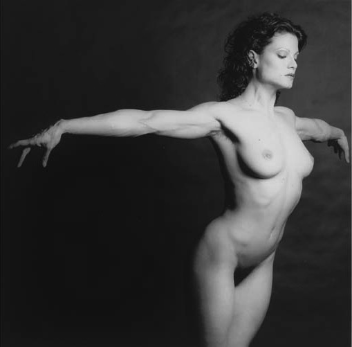 robert mapplethorpe nude girls