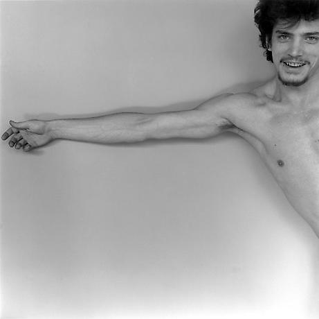 Robert Mapplethorpe - Autoritratto 1975