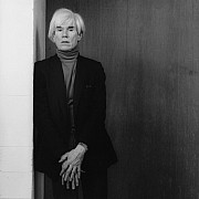 mapplethorpe andy warhol 1983