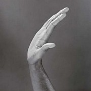 mapplethorpe edward hand 1989