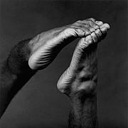 mapplethorpe feet 1982