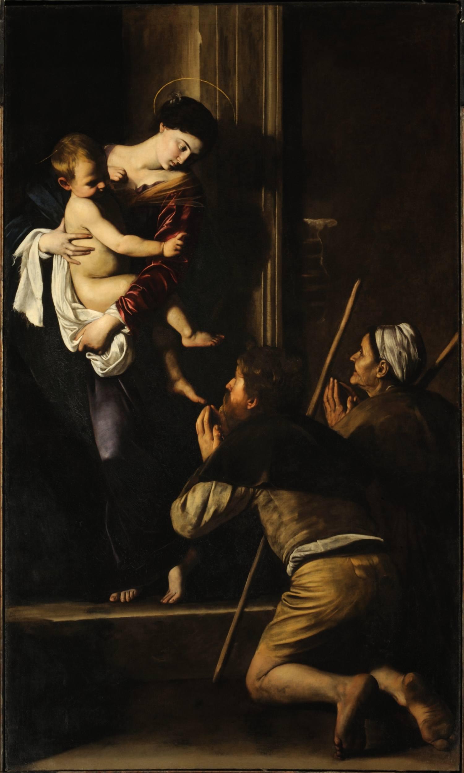 Caravaggio - Madonna di Loreto