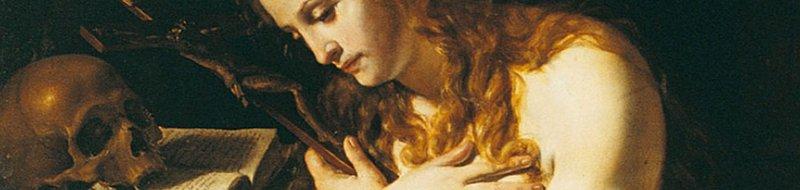 Giovanni Francesco Guerrieri - Santa Maria Maddalena Penitente