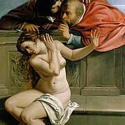 artemisia gentileschi susanna e i vecchioni 1610