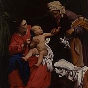 carlo saraceni madonna con bambino e sant anna