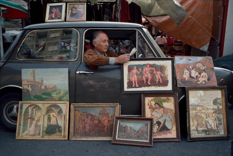 Le fotografie di steve mccurry in mostra a roma - Porta portese regali ...