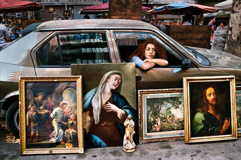 Le fotografie di steve mccurry in mostra a roma - Porta portese numero ...