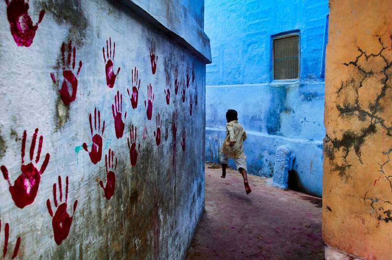 Steve McCurry - Jodhpur, India, 2007