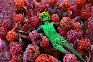McCurry in mostra a Roma