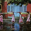 steve mc curry processione rangoon birmania 1994
