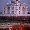 steve mc curry taj mahal agra india 2002