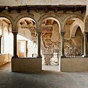 palazzo del podesta interno bergamo