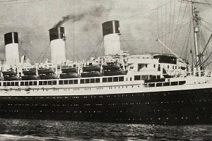 La nave Cap Arcona