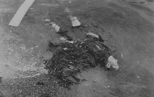 Corpo restituito dal mare, vittima del massacro nella baia di Lubecca