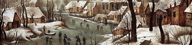 I grandi pittori fiamminghi Brueghel