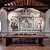 biblioteca ex convento museo carta fabriano