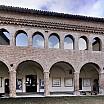 chiostro maggiore ex convento museo carta fabriano