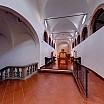esposizione ex convento museo carta fabriano scalone