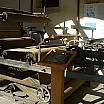 macchina continua in tondo dettagli museo della carta fabriano