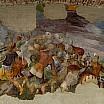 museo carta fabriano affresco chiostro minore