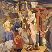 renato guttuso crocifissione 1940 1941
