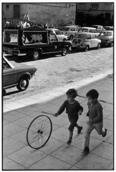 Henri Cartier-Bresson - Sicilia, Palermo