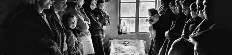 Josef Koudelka - Mostra fotografica sugli zingari