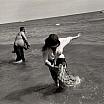 josef koudelka spain 1975 wading