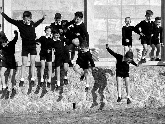 Serie gente dell'Emilia 1957