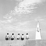 nino migliori serie gente dell emilia quattro con 1955