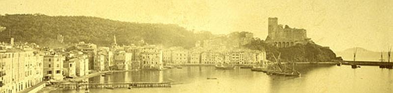 Paesaggi liguri e i fotografi dell'ottocento