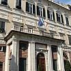 Facciata del Palazzo della Meridiana