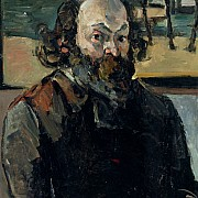 paul cezanne autoritratto 1875