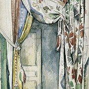 paul cezanne la tenda 1885 1890 circa