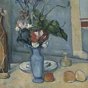 paul cezanne vaso blu 1889