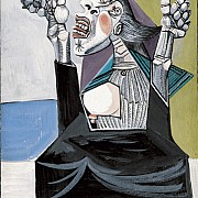 pablo picasso la suppliante 1937 paris