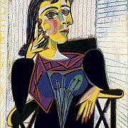 pablo picasso portrate de dora maa 1937 paris