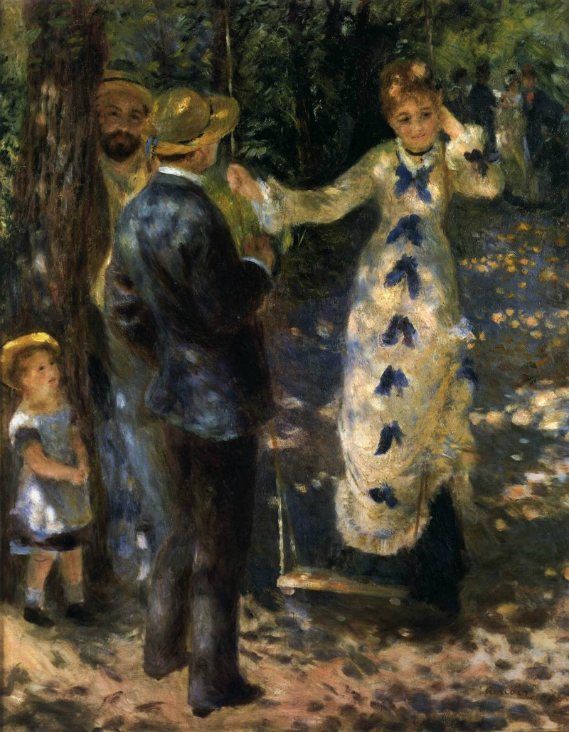 Luncheon Of The Boating Party Renoir: la vie en pein...