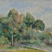 pierre auguste renoir paysage 1890