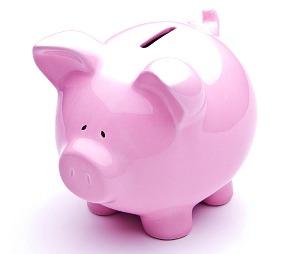 Il porcellino funziona molto bene con le monete da 2 euro