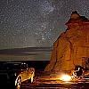 Le stelle cadenti nella notte di San Lorenzo