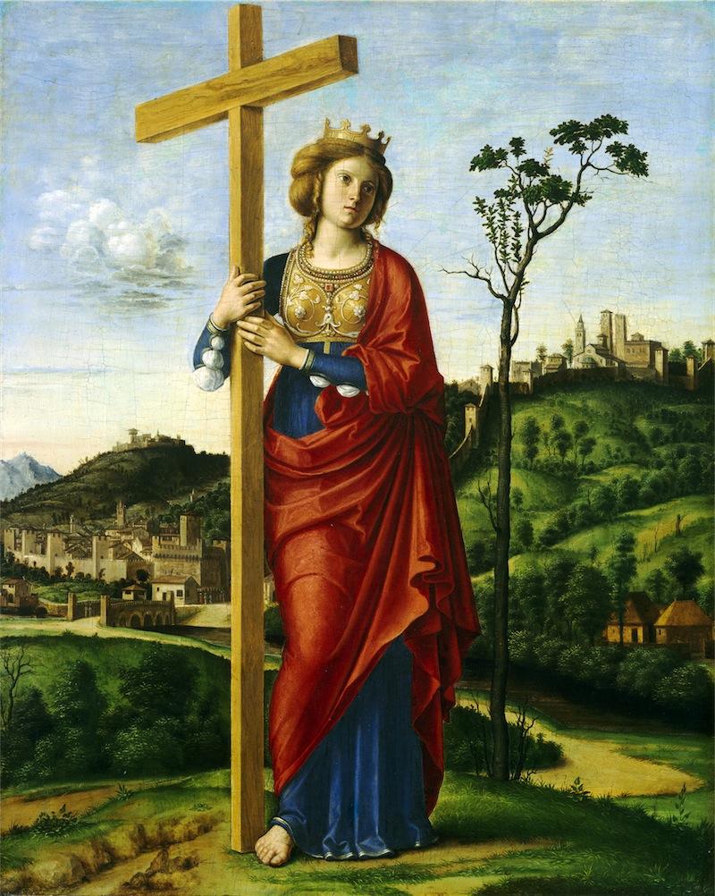 Cima da Conegliano, Sant'Elena, 1495 ca.