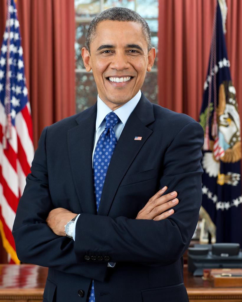 Obama e la Casa Bianca