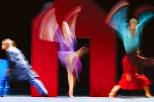 Le fotografie di danza di Michail Baryšnikov