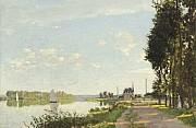 Claude monet argenteuil 1872