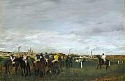 Edgar degas le corse 1871 1872